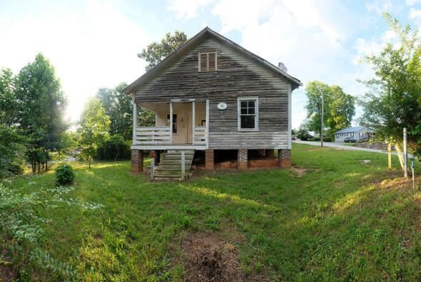 Nina Simone Childhood Home