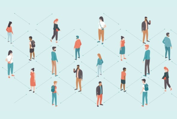 Social distancing in the workplace: the new norm