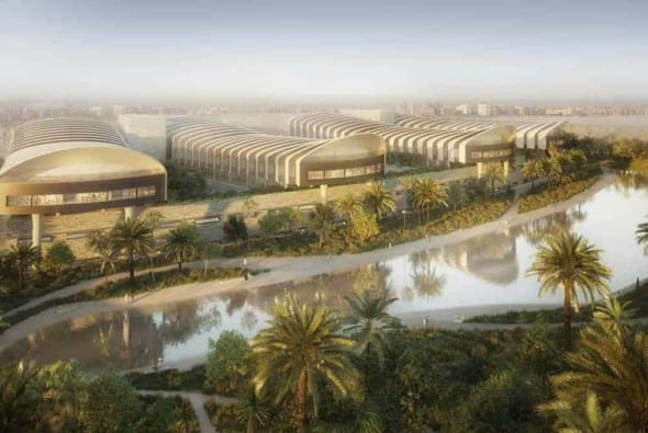 Construction begins on state-of-the-heart hospital in Cairo