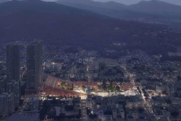 Snøhetta Designs Cheongju New City Hall
