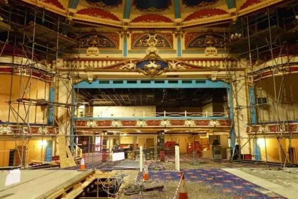 Brighton Hippodrome - Charity calls for Victorian and Edwardian 'survivors of history' in England and Wales to be saved