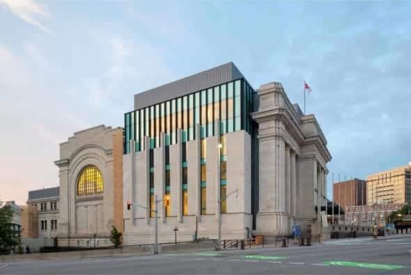 The Senate of Canada Building
