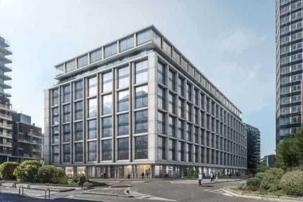Snøhetta and Park Associati selected to reimagine the Pirelli 35 office block in Milan