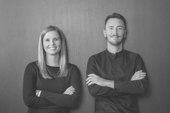 Daoust Lestage architecture: New partners – Rachel Stecker, OAQ OAA, and Eric Lizotte, OAQ