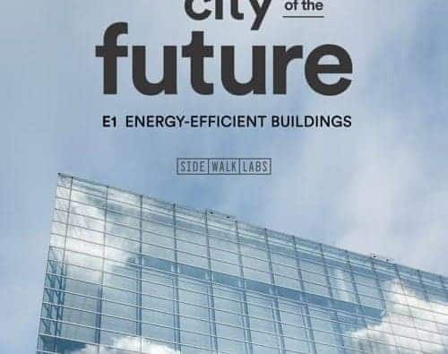 City of the Future: Energy-Efficient Buildings