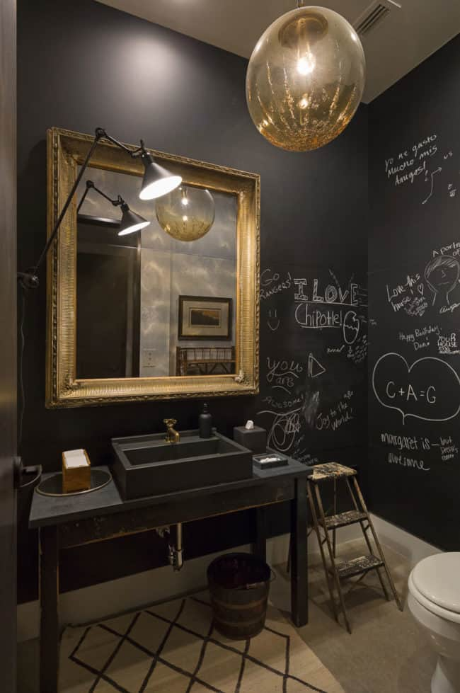 Retail Bathroom