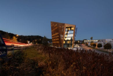 Snøhetta Completes its 4th Energy Positive Powerhouse in Telemark, Norway – a Sustainable Model for the Future of Workspaces