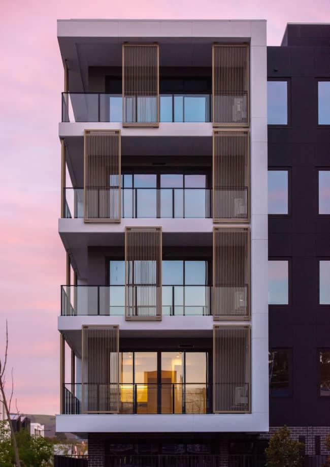 Glenside Botanica Apartments by Hames Sharley