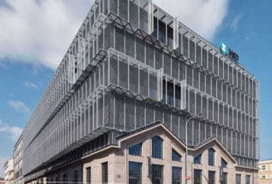 Five - History meets Future by Qarta Architektura