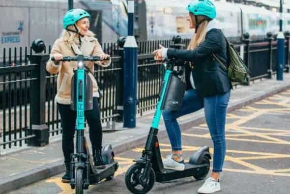 e-Scooters Leader Innovates in Design, Boosts Local Businesses