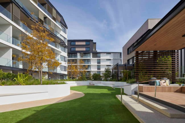 Marina East - a housing community in Perth