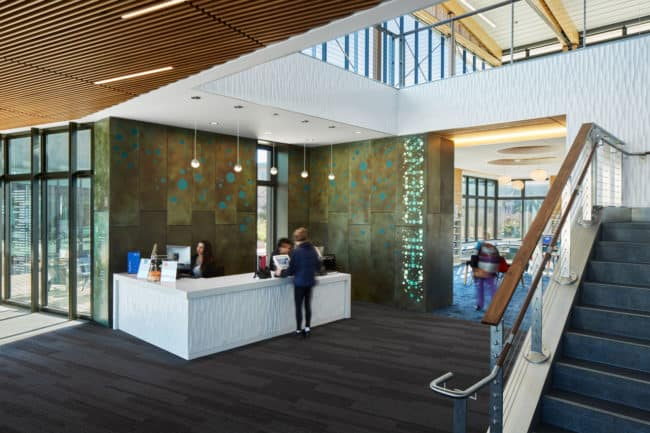 Half Moon Bay Library by Noll & Tam Architects