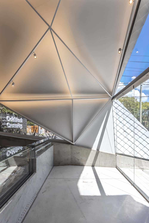 Goodsten, a creamery by Hitzig Militello Architects