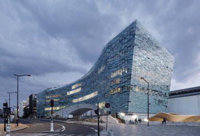 Le Monde Group Headquarters open in Paris