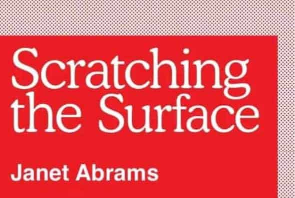 Janet Abrams - on the design writing of the late eighties