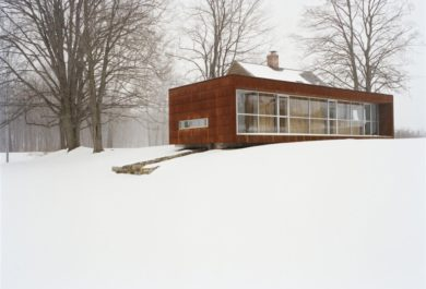 Ten Broeck Cottage by Messana O'Rorke