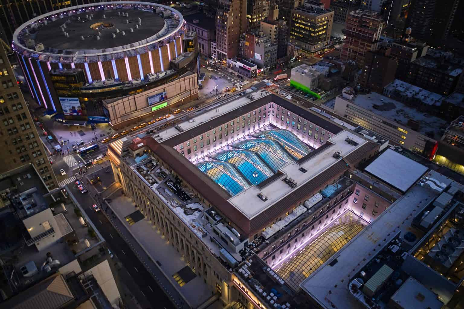 Waiting for Godot: The New Penn Station's New Train Hall