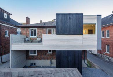 Goulburn Modern - a renovated house in Ottawa