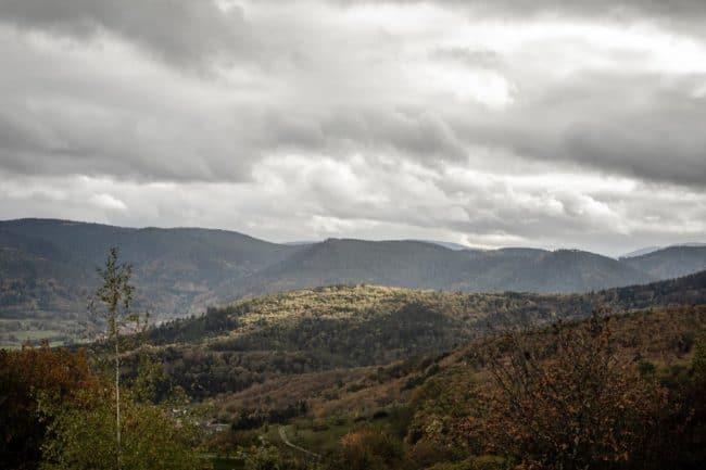 Alsace landscape