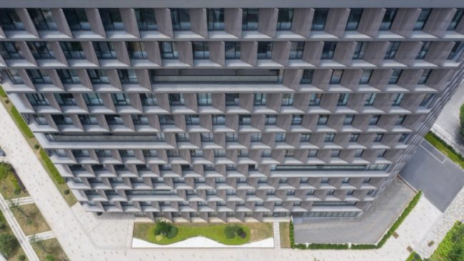 Tonglu Archives Building by BAU