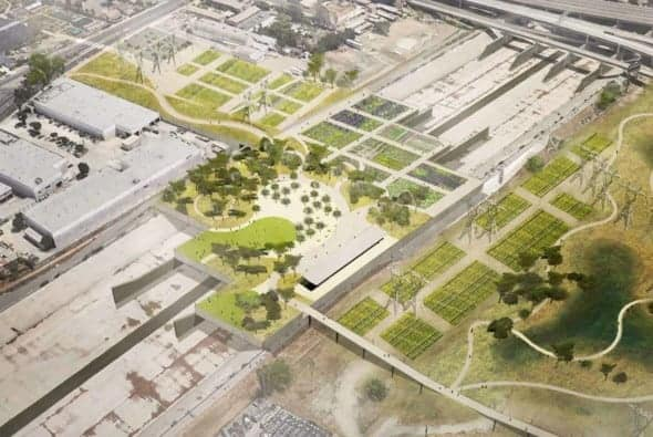 L.A. River masterplan unveiled