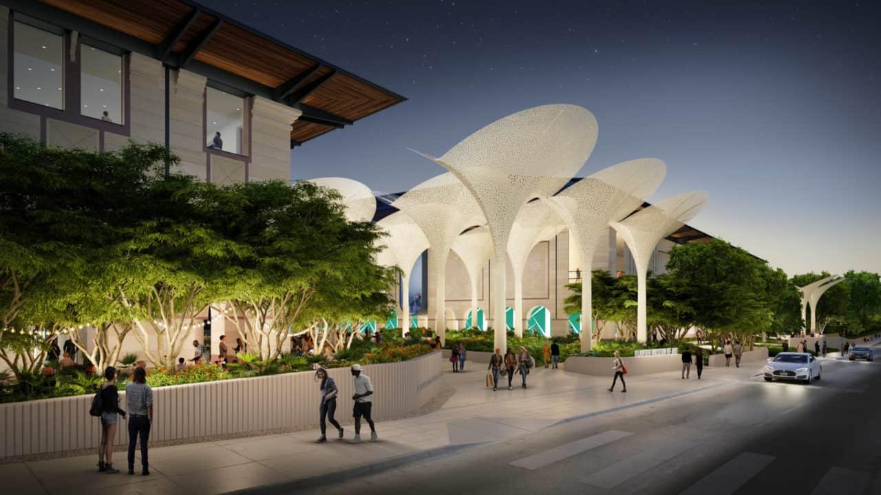 Snohetta unveils the redesign of Blanton Museum of Art in Austin
