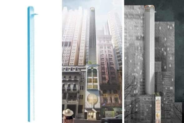 Pencil Tower Hotel - Sydney's latest tower