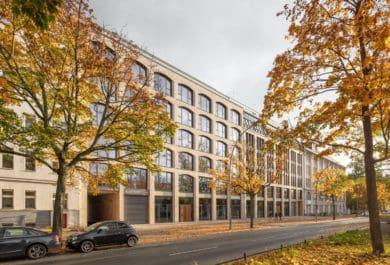 Seestrasse - Two Office Buildings in Berlin by Tchoban Voss Architekten