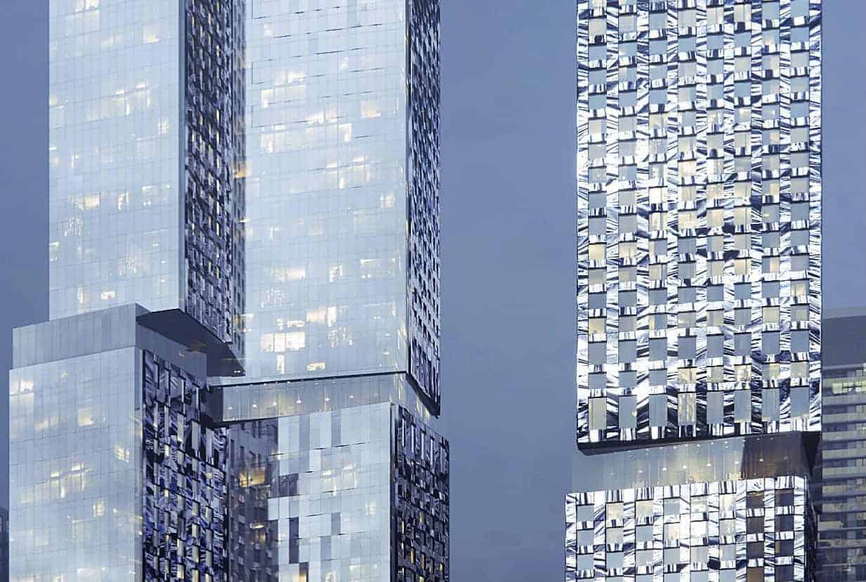 Frank Gehry Toronto Condo Towers moving forward