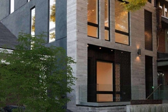 The Brother's Residence by Alva Roy Architects