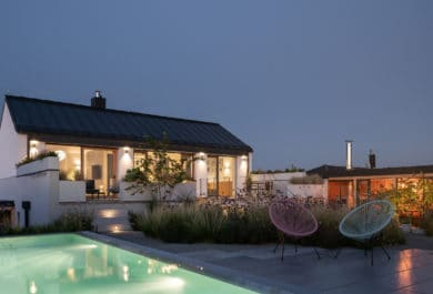 A Family House by SENAA