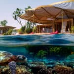 Foster and Partners reveals designs for Shurayrah Island in the Red Sea