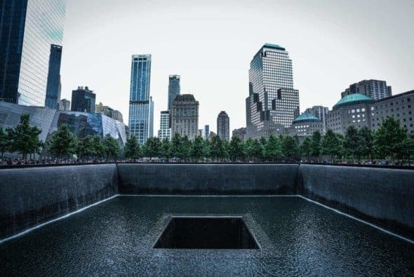 Memorial, World Trade Center, New York, United States