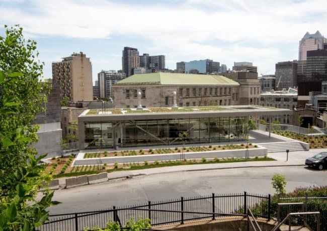 McGill University - Power Plant by Les architectes FABG