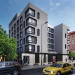 New Affordable Housing in Bronx & Harlem revealed by Body Lawson Associates