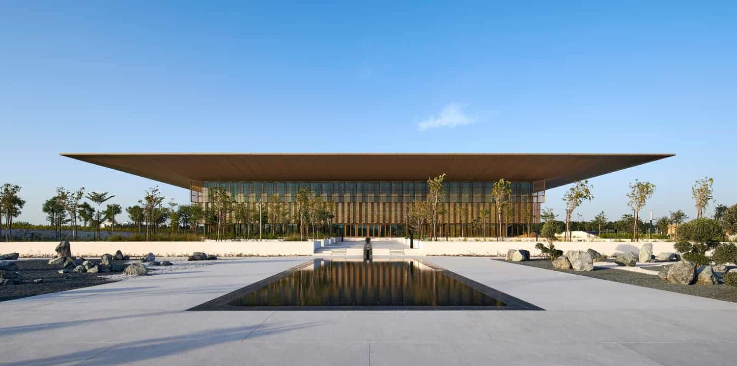 The House of Wisdom – an iconic library and cultural centre in Sharjah