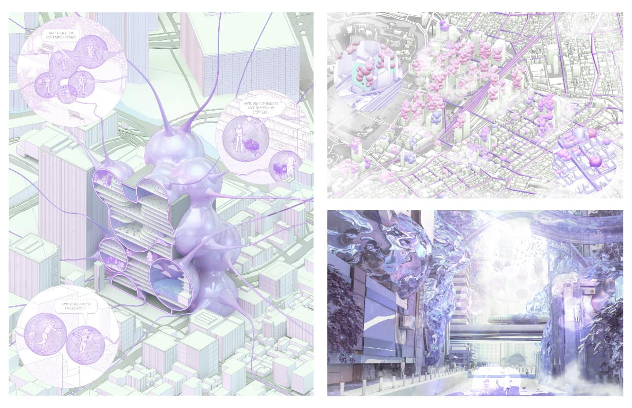 Vesicular Cities, CITIES FOR ALL finalist