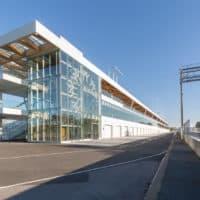Canada F1 Grand Prix - New Paddock by Les architectes FABG