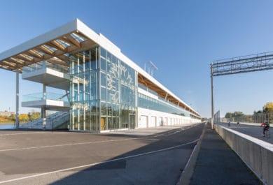 Canada F1 Grand Prix - New Paddock