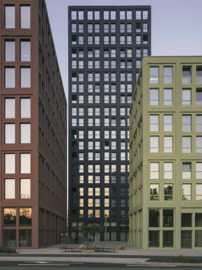 NOLISTRA - The New Place in Strasbourg by LAN
