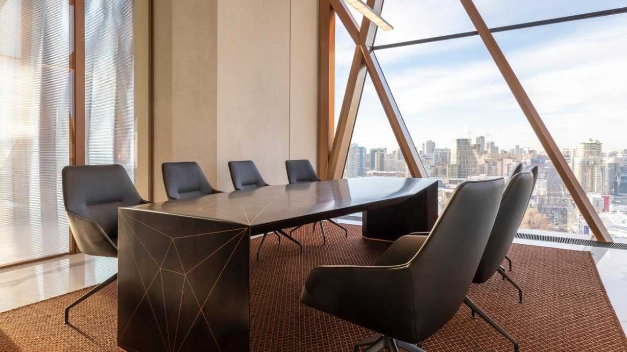 RCC Headquarters – Foster and Partners' first office building in Russia opens