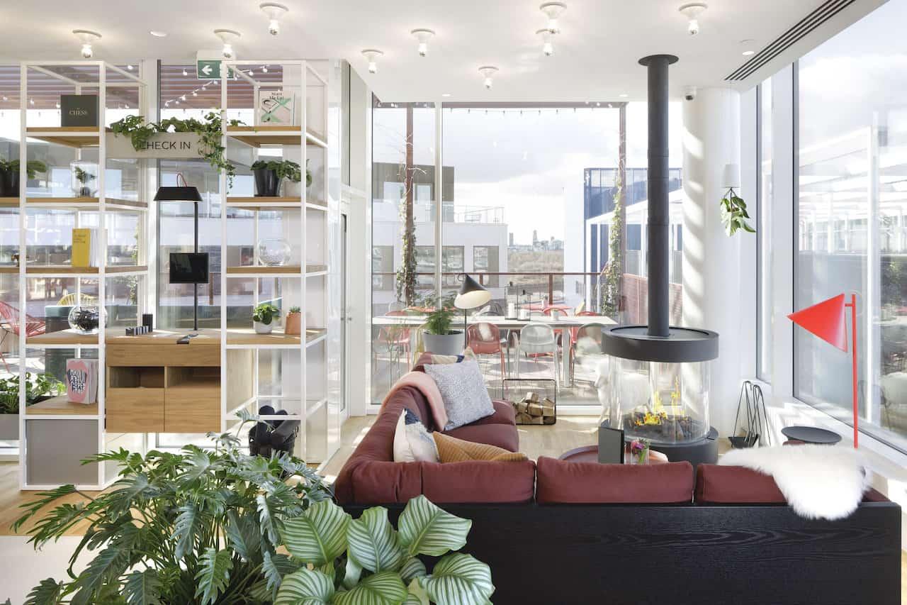 Zoku - Living Room