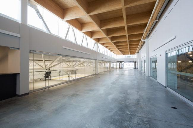 Verdun Auditorium by les architectes FABG