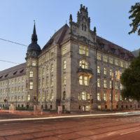Restoration of Magdeburg Regional Court by TCHOBAN VOSS ARCHITEKTEN