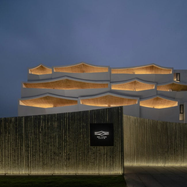 Sky Yards Hotel by Domain Architects