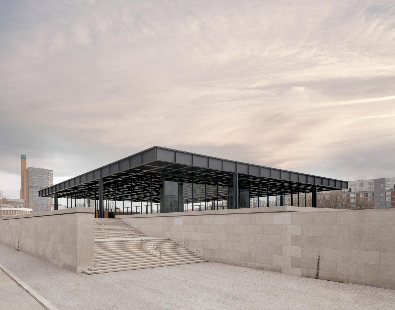 Neue Nationalgalerie refurbishment completes in Berlin
