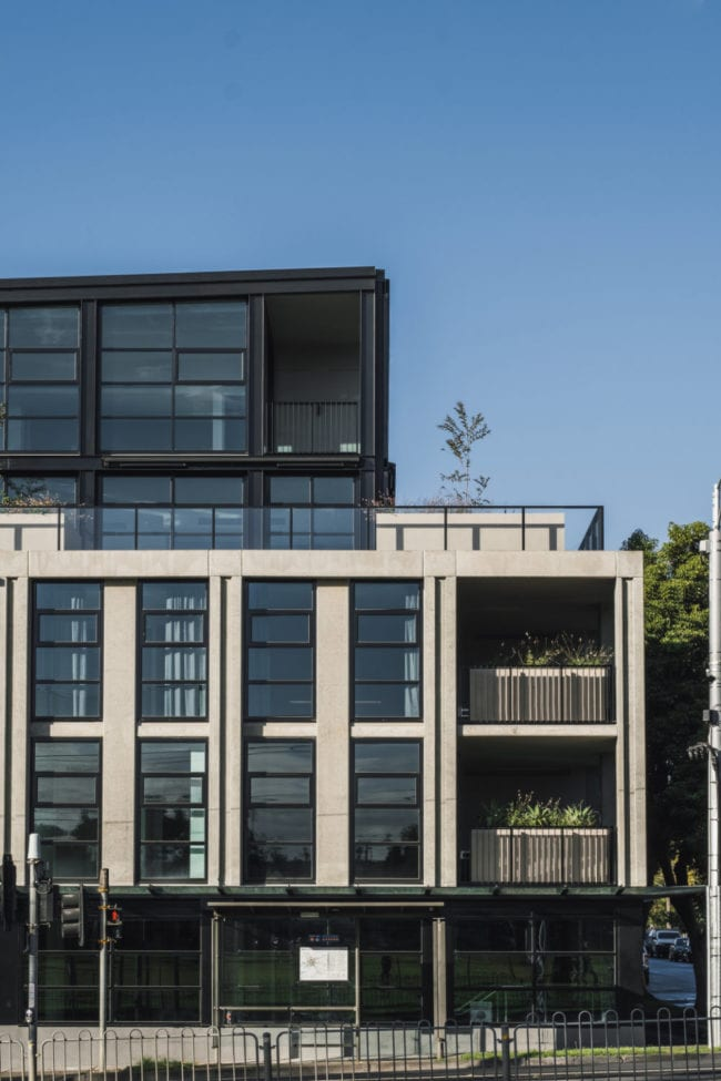 St James Park Residences by CHT Architects