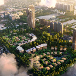 The Forestias – Bangkok's new multi-generational, health-centred, sustainable quarter launched