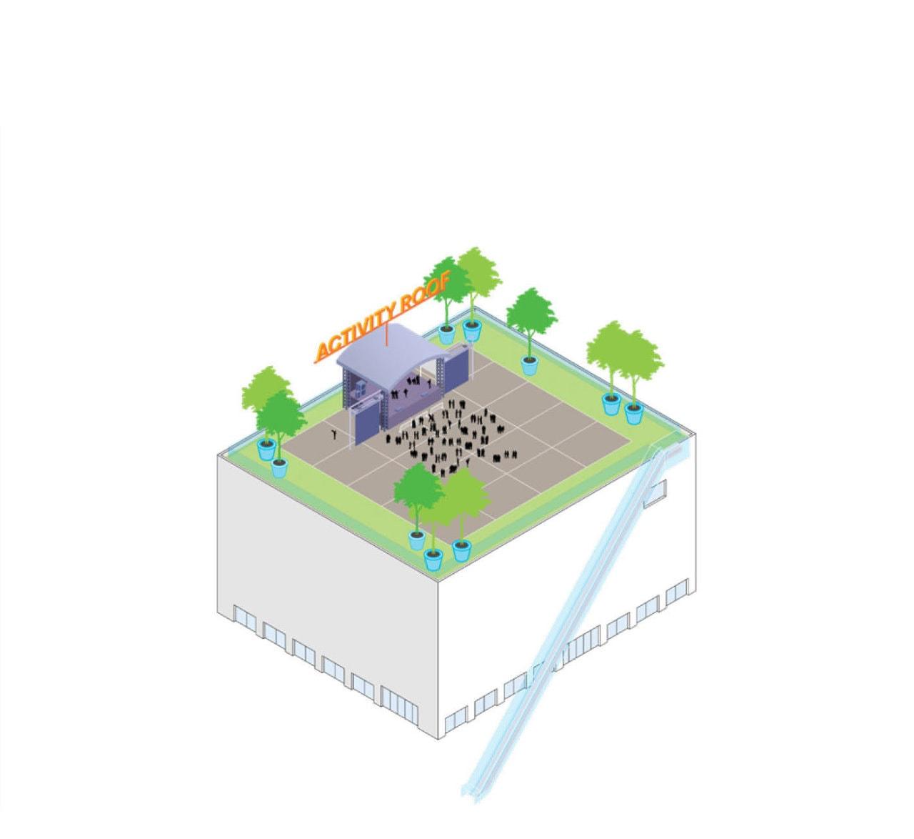 City Stage/Event Plaza