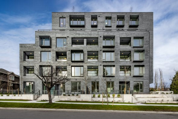 SOMA on Cambie by GBL Architects